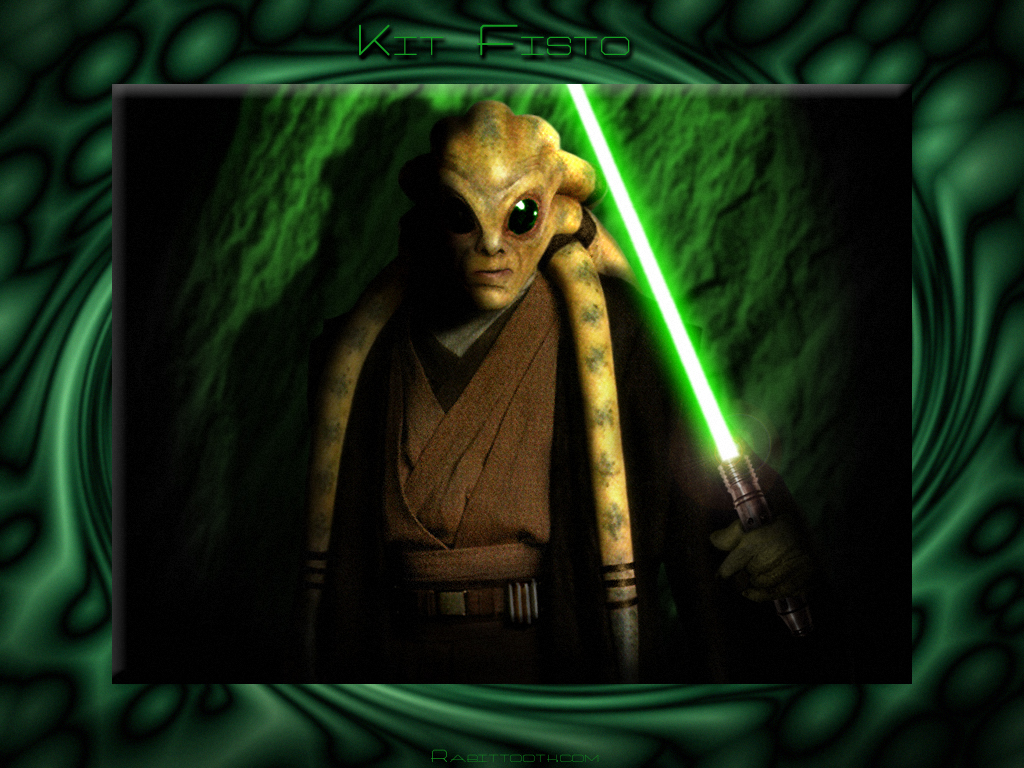 Kit Fisto wallpaper